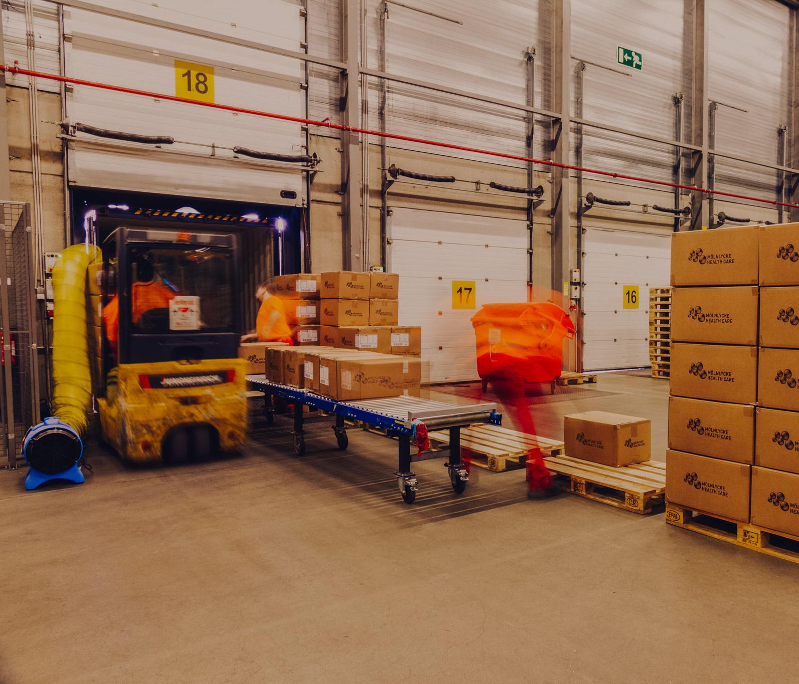 Atmosafe - Luchtkwaliteit in magazijnen 2