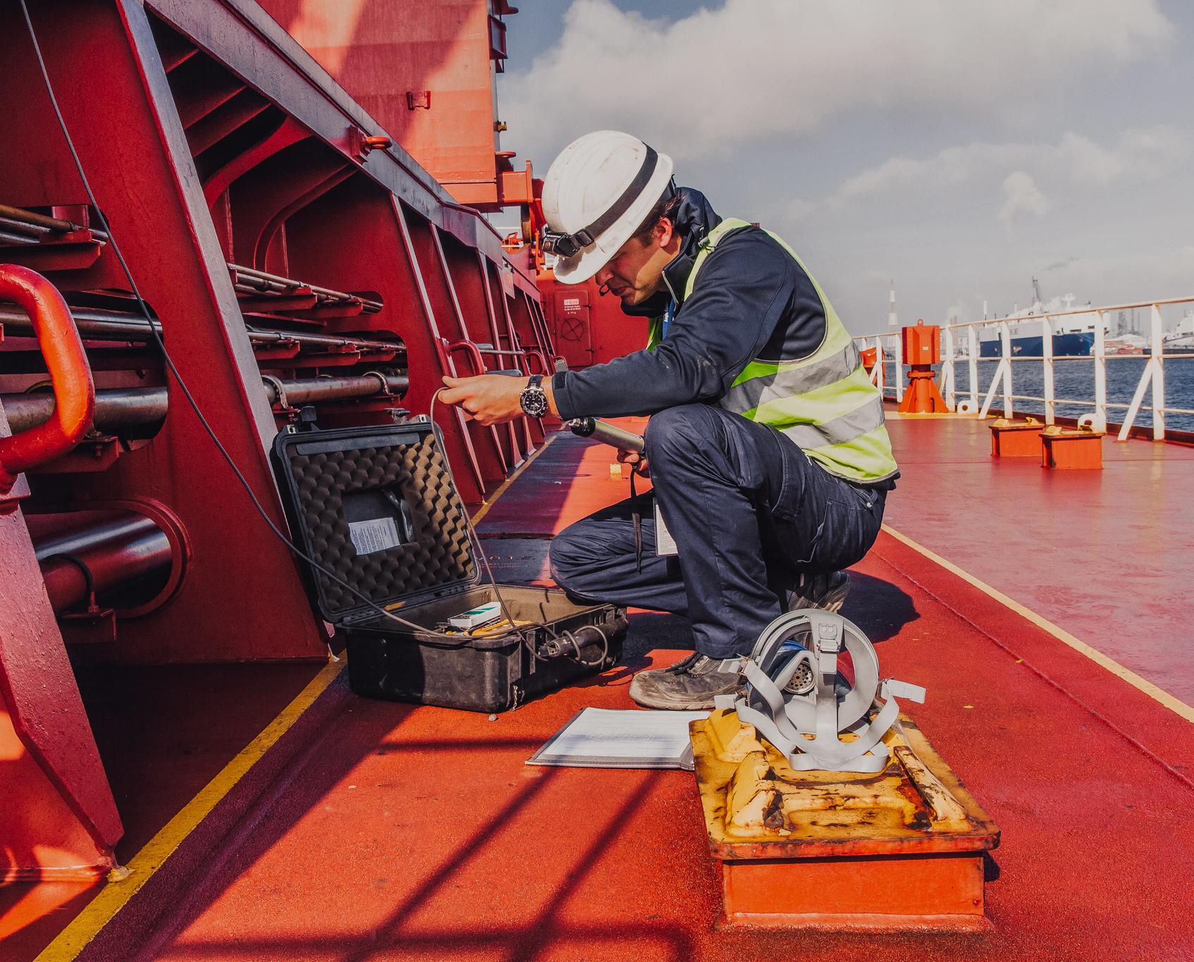 Atmosafe - Toxische gassen in bulkschepen 3